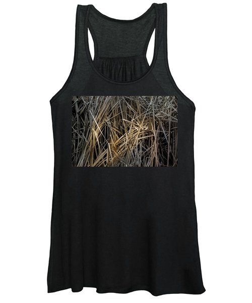 Dried Wild Grass IIi Women's Tank Top