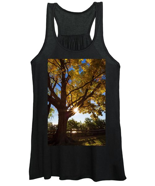Electric Forest Women's Tank Top