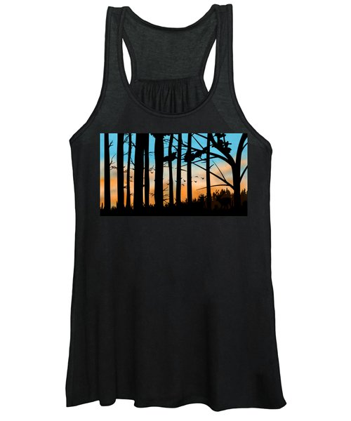 Explorers Women's Tank Top