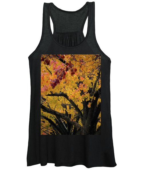 Fall In Carlyle Women's Tank Top