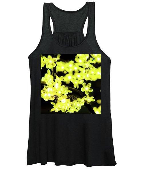 Flower Lights 6 Women's Tank Top