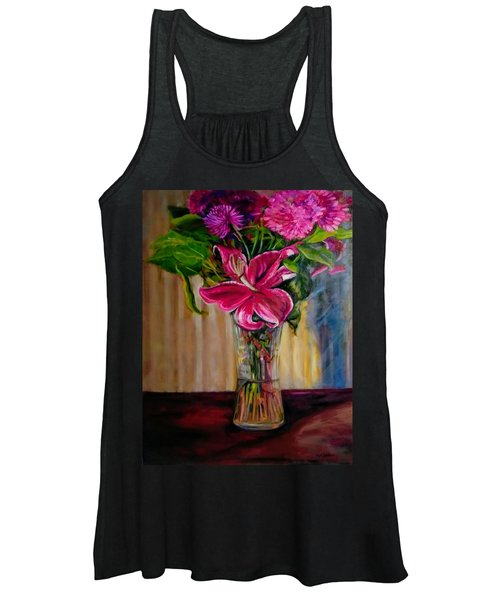 Fragrance Filled The Room Women's Tank Top