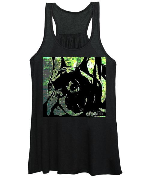 French Bulldog Women's Tank Top