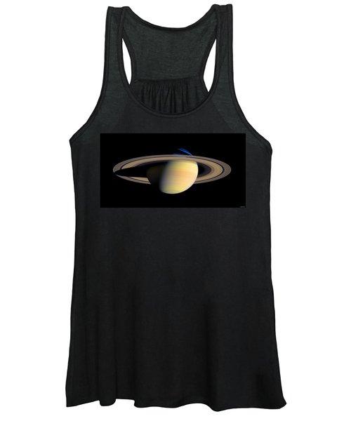 Greatest Saturn Yet Enhanced Women's Tank Top