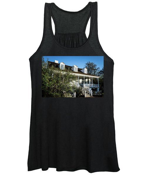 Historic Meadow Garden Augusta Ga Women's Tank Top