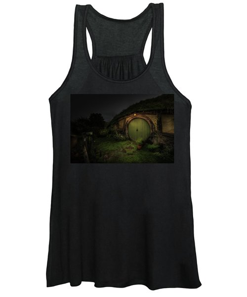 Hobbiton At Night #1 Women's Tank Top