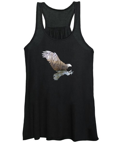 Hunting Eagle Women's Tank Top