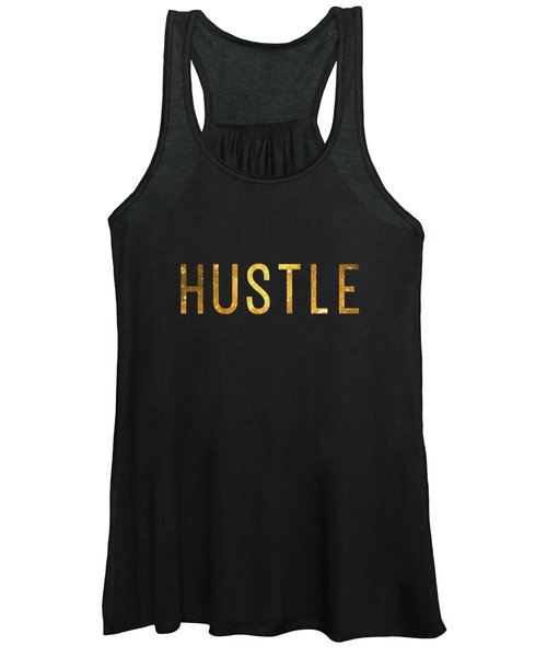 Hustle Women's Tank Top