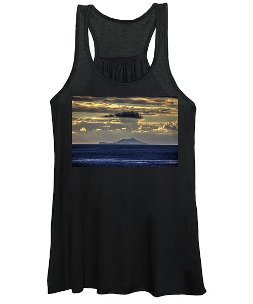 Island Cloud Women's Tank Top