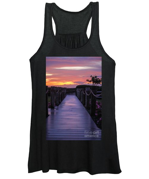 Just Another Day In Paradise Women's Tank Top