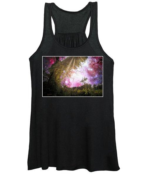 Meadow Starry Night Women's Tank Top