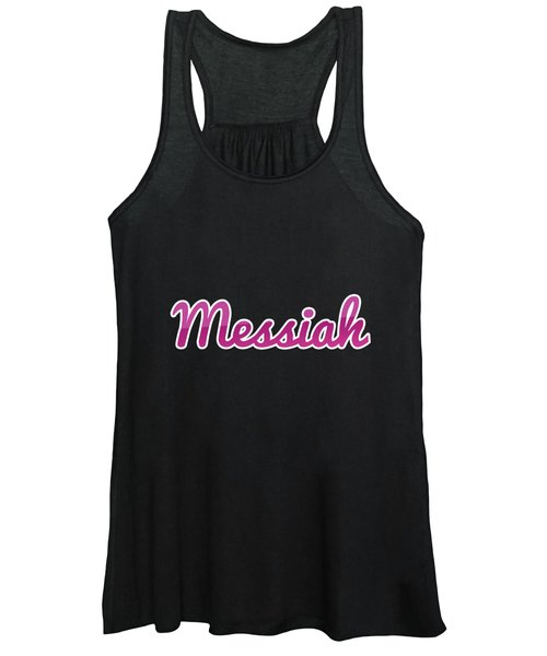 Messiah #messiah Women's Tank Top