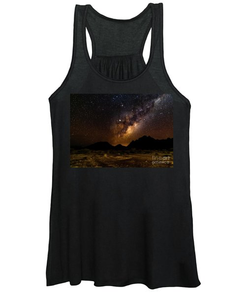 Milkyway Over Spitzkoppe 2, Namibia Women's Tank Top