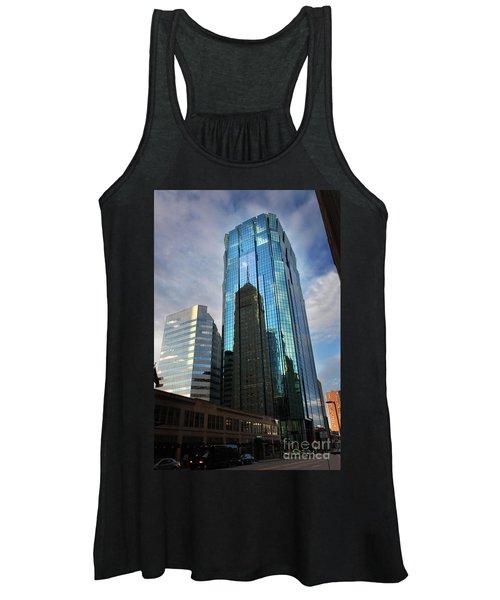 Minneapolis Skyline Photography Foshay Tower Women's Tank Top