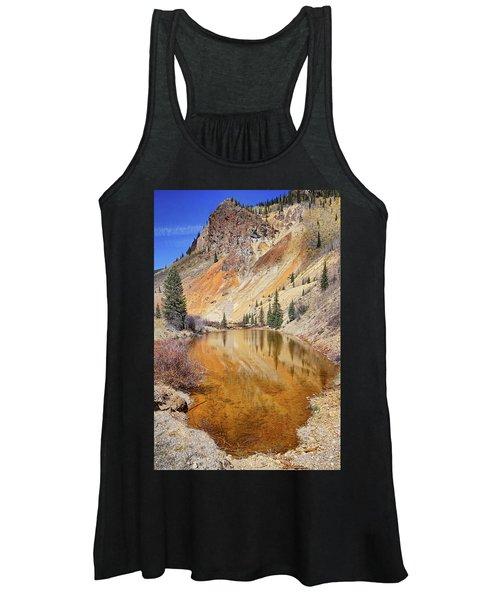 Mountain Reflections Women's Tank Top