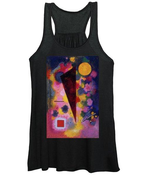 Multicolored Resonance Women's Tank Top