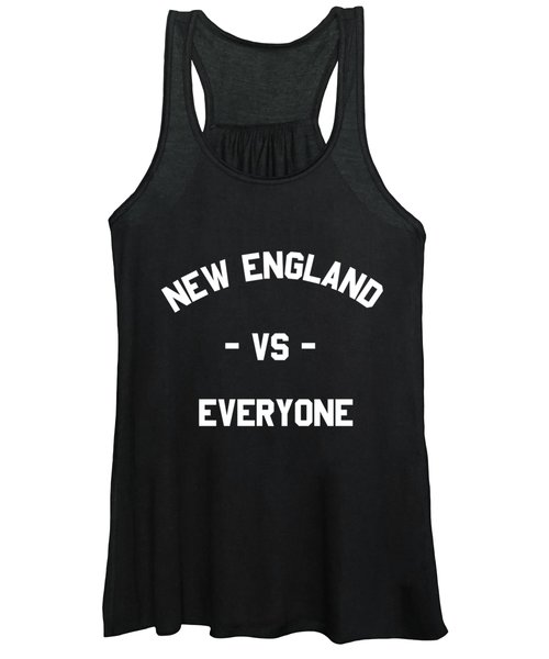 New England Vs Everyone Women's Tank Top
