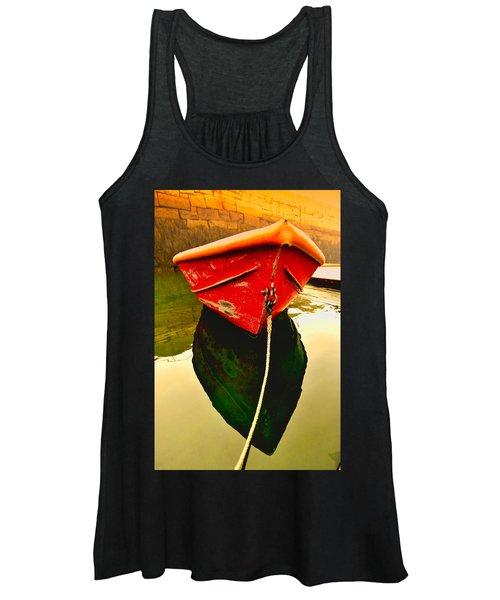Red Boat Women's Tank Top