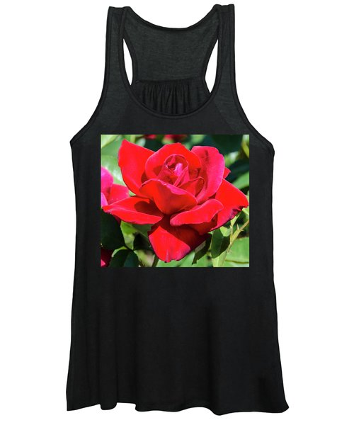 Red Velvet Women's Tank Top