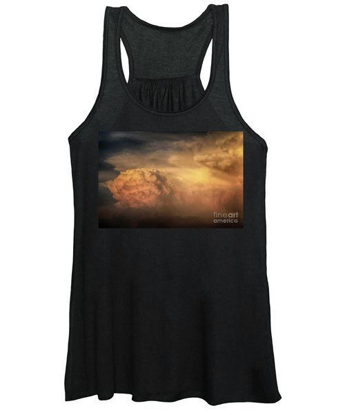 Ride For The Sunset Women's Tank Top