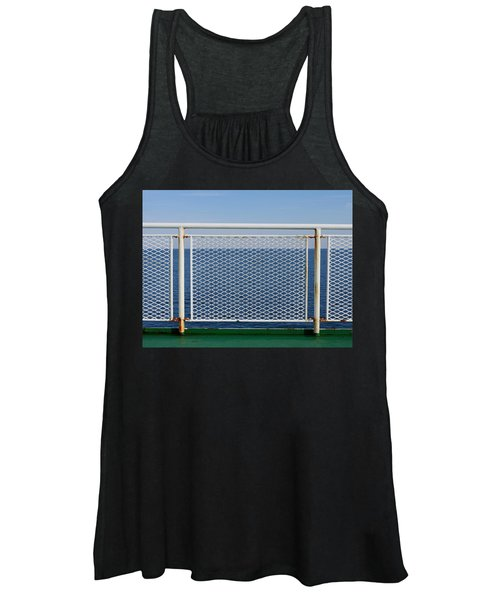 Safety First Women's Tank Top