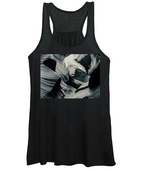 Slots Black And White, 2016 Women's Tank Top