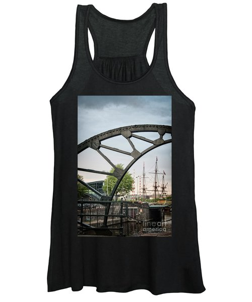 Steel And The Golden Age Women's Tank Top