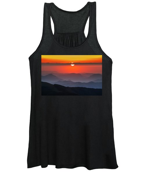 Sun Eye Women's Tank Top