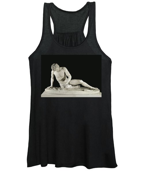 The Dying Gaul Sculpture Women's Tank Top
