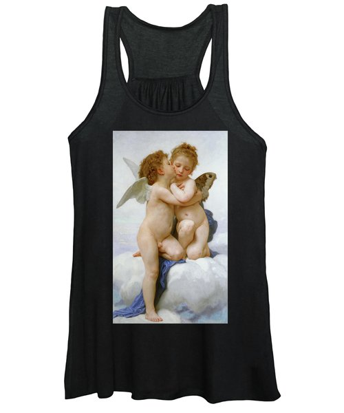 The First Kiss, 1890 Women's Tank Top