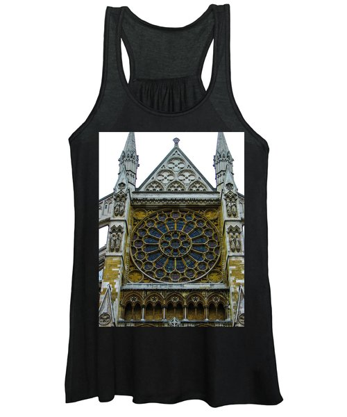 Westminster Abbey 2 Women's Tank Top