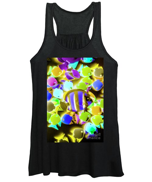 Wild Waters Women's Tank Top