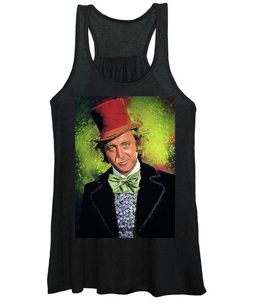 Willy Wonka Women's Tank Top
