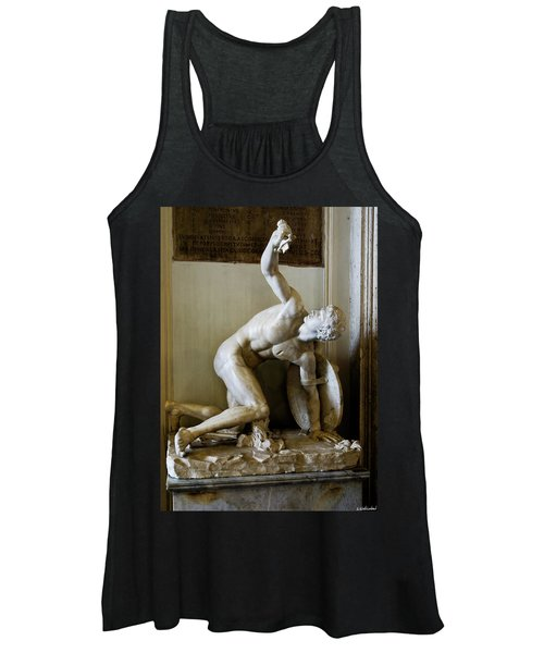 Wounded Warrior Women's Tank Top
