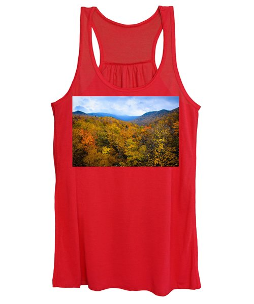 Colors Of Nature Women's Tank Top