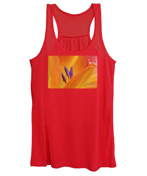 Day Lily  2 Women's Tank Top
