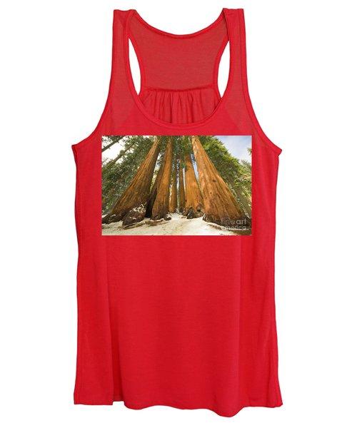 Giant Sequoias Sequoia N P Women's Tank Top