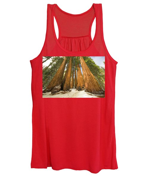 Giant Sequoias Sequoia N P Women's Tank Top