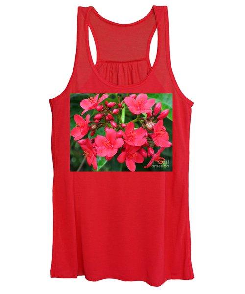 Lovely Spring Flowers Women's Tank Top