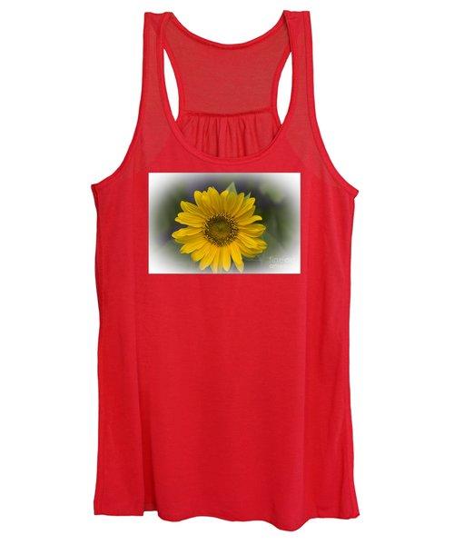Sunflower Vr. 'dwarf Sunspot ' Women's Tank Top