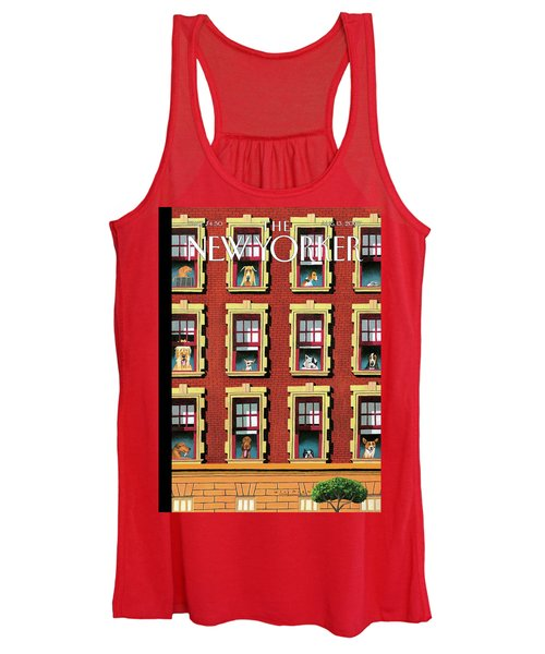 Hot Dogs Women's Tank Top