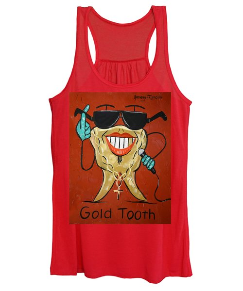 Gold Tooth Women's Tank Top