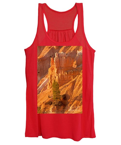 Sunrise At Sunset Point Bryce Canyon National Park Women's Tank Top