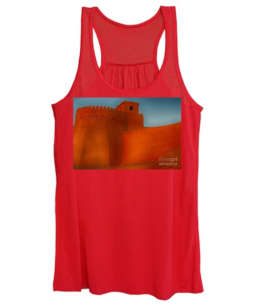 Chiva- Uzbekistan Women's Tank Top