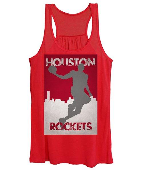 Houston Rockets Women's Tank Top
