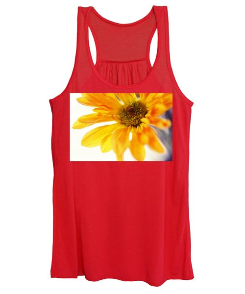 A Little Bit Sun In The Cold Time Women's Tank Top