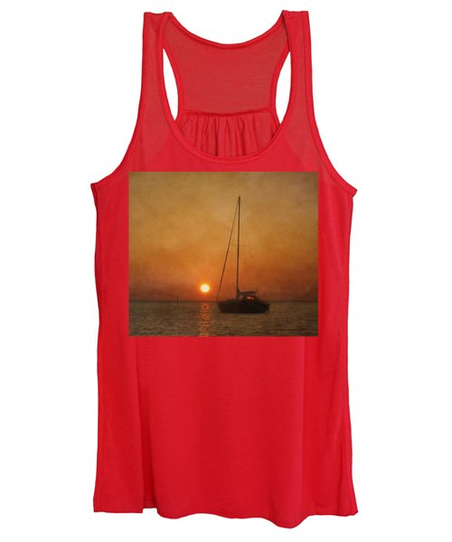 A Ship In The Night Women's Tank Top