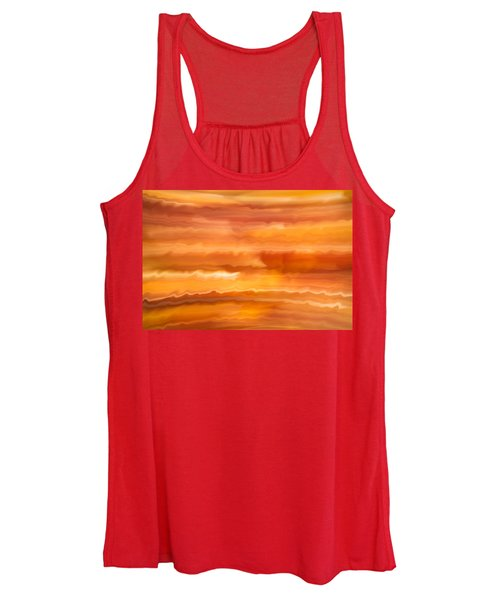 Abstract 14 Women's Tank Top
