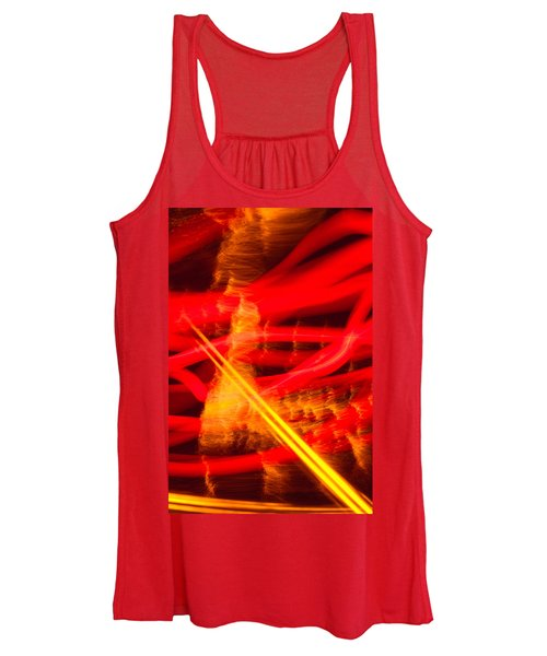 Abstract 18 Women's Tank Top