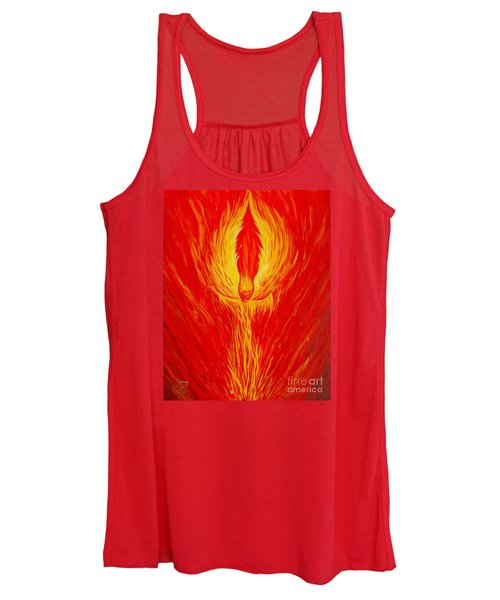 Angel Fire Women's Tank Top